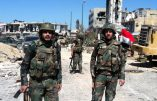 L'armée syrienne s'empare d'une localité stratégique