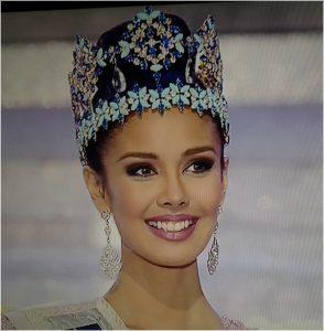 Miss monde 2013-MPI