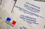 Une avalanche de taxes confiscatoires !