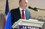 Nous sommes à un moment charnière pour la France (Thomas Joly)