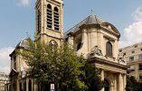 L'Eglise de Saint Nicolas du Chardonnet attaquée ce matin !