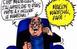 """Ignace - Marine pour un """"gouvernement d'union nationale"""""""