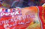 Le poulet breton sera un peu saoudien…