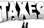 Les taxes existent, on les a rencontrées!