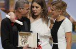 """La """"vie d'Adèle"""" nommée aux Golden Globes"""