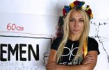 Profanation de l'église de la Madeleine par les FEMEN