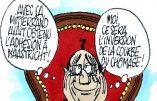 Ignace et la prostate de François Hollande