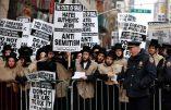 New York – Ces juifs religieux qui manifestent contre Israël
