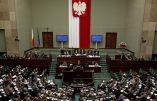 Le crucifix restera au Parlement polonais