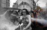 Femen convoquées devant un juge d'instruction suite à la plainte de Civitas