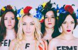 """Femen France est installée dans une """"structure municipale de proximité"""""""