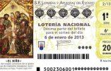 En Espagne, la loterie honore l'Enfant Jésus et les Rois Mages