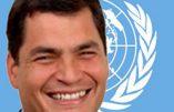 Avortement – Le président équatorien Rafael Correa répond à l'ONU de s'occuper de ses affaires
