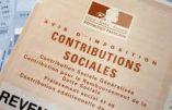 Impôts – CSG non déductible, la piste envisagée par les socialistes.