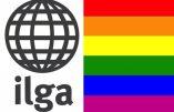 ILGA, exemple de cette internationale LGBT qui vit de subventions