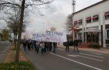 Jour de Colère manifestait à Dijon ce samedi 5 avril