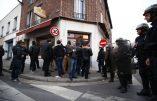 Les Femen inaugurent leur QG… sous haute protection policière !