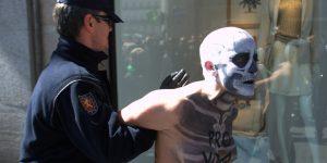 SPAIN-ABORTION-FEMEN-DEMO