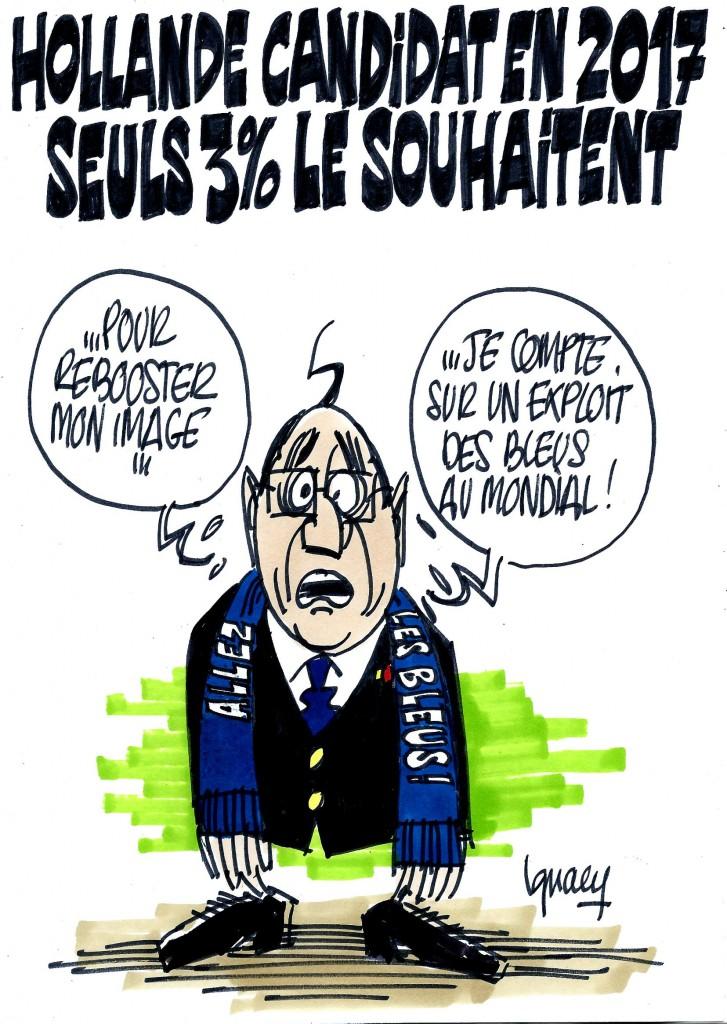 Ignace - Hollande à 3%