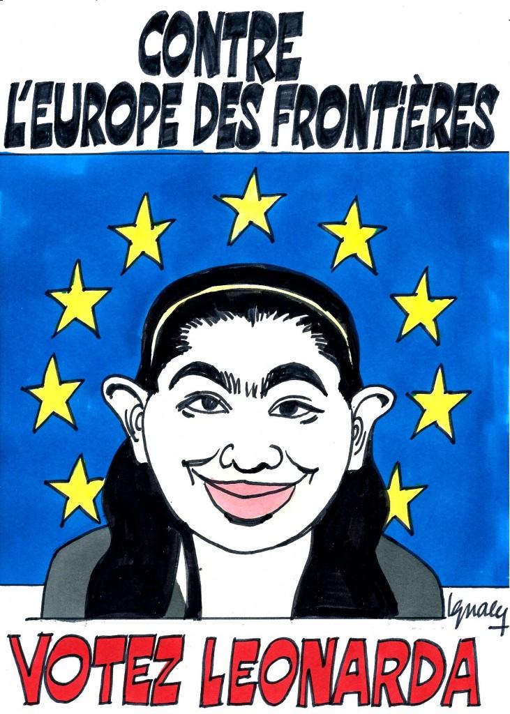 Ignace - Contre l'Europe des frontières...