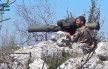 Syrie – Les Américains arment les djihadistes de missiles antichars