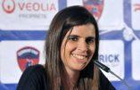 L'expérience d'une première femme entraîneur en France aura tourné court à moins que…