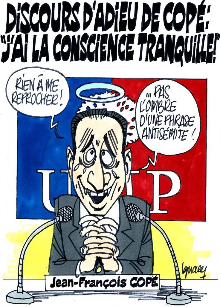Ignace - Copé irréprochable