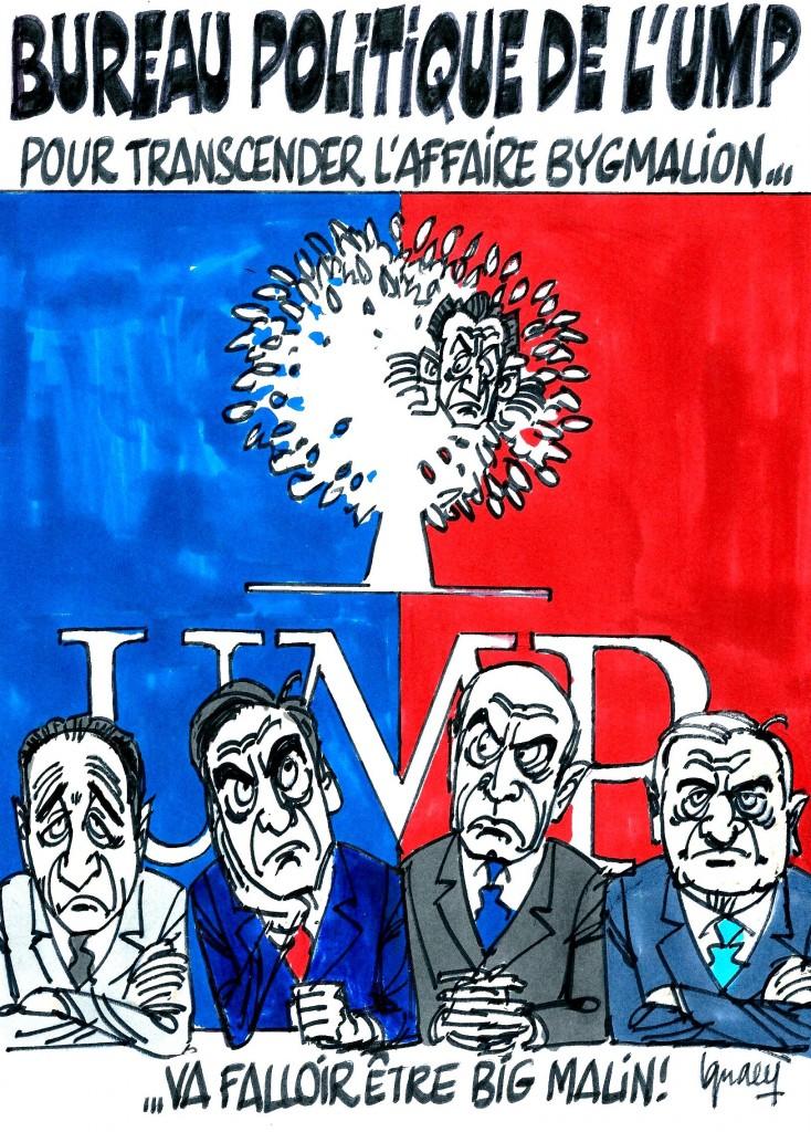 Ignace - Bureau politique UMP