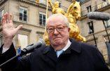 """Jean-Marie Le Pen ne se rendra pas au congrès de Lille pour ne pas """"être complice de l'assassinat du FN"""""""