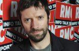 RMC accusé de dérapage raciste par Bruno Roger-Petit