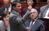 """Manuel Valls menace Pierre Lellouche : """"Changez de ton quand il s'agit du chef de l'Etat"""""""