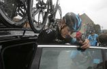 Tour de France : quand le Britannique Froome abandonne près de Bouvines…
