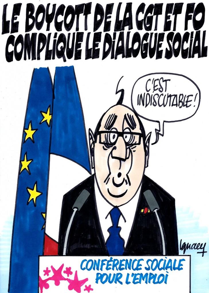Ignace - Dialogue social