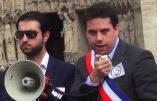 Soutien aux Chrétiens d'Irak: les cloches de Notre-Dame font taire Klugman, avocat des Femen