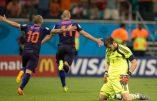 Robben a été le bourreau de l'Espagne