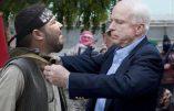 Décès de John McCain, grand ami de George Soros, de BHL, d'Israël et des islamistes