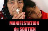 L'itinéraire de la manifestation nationale de soutien aux chrétiens d'Orient