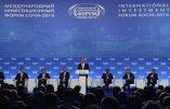 « Un démantèlement des systèmes financier et commercial internationaux est en cours. » (Dmitri Medvedev)