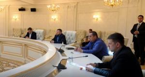 Rencontre de Minsk le 5 septembre 2014