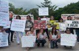"""Salvador: """"Oui à la vie"""" proteste contre la campagne d'Amnesty International en faveur de l'avortement"""