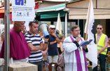 Ajaccio : procession réparatrice en réaction au Piss Christ