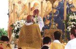 Cours de catéchisme : le saint sacrifice de la Messe