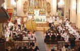 """""""Que le 21 septembre, dans toutes nos chapelles et églises, une messe soit célébrée à l'intention des chrétiens d'Orient persécutés"""""""