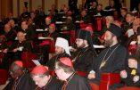 Synode sur la famille : intervention du métropolite orthodoxe russe Hilarion de Volokolamsk