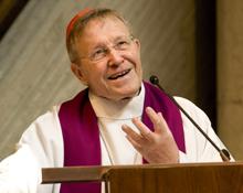 Cardinal Kasper: «il y a des éléments chrétiens dans les unions homosexuelles»