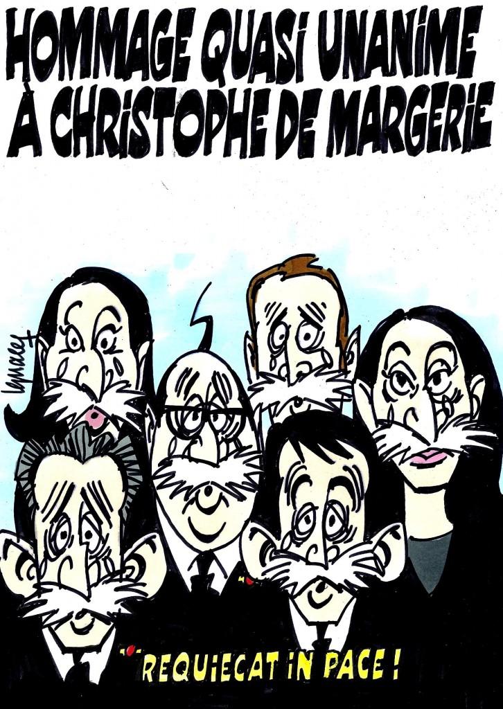 Ignace - Hommage à de Margerie