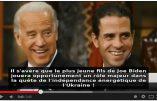 Joe Biden et son fils...