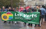 """Les trans et autres """"intersexes"""" ont défilé à Paris avec le soutien de la gauche"""