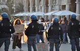 Bologne : nervis antifas et LGBT contre de pacifiques Sentinelles (vidéo)