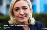 Marine Le Pen dénonce l'immigration, ce qui a irrité Bernard Cazeneuve (Vidéo)